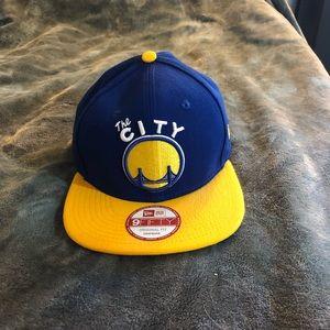 Golden State Warriors New Era 'The City' SnapBack
